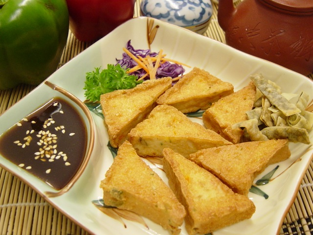 8.Golden Tofu