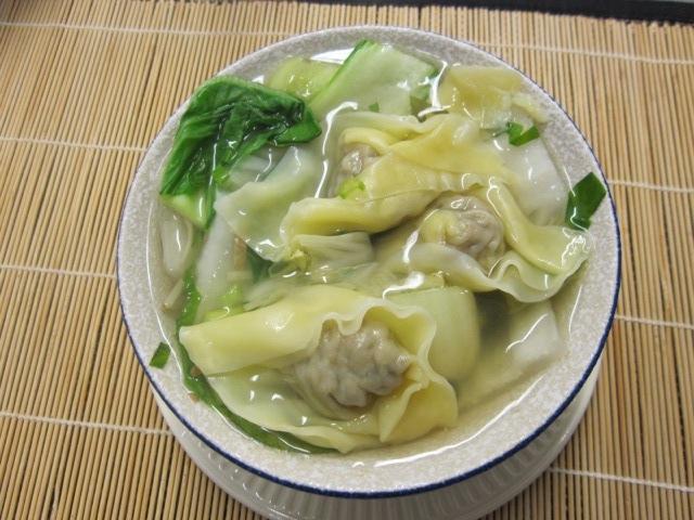 14.Wontons Soup