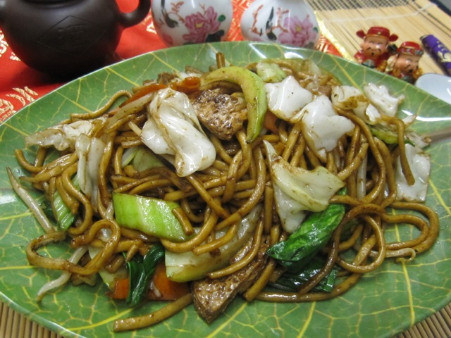 16.Fried Noodles