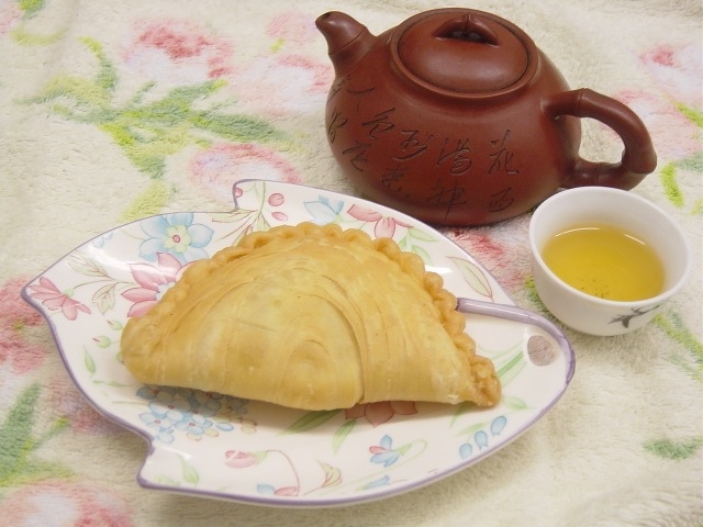 3.Curry Puff